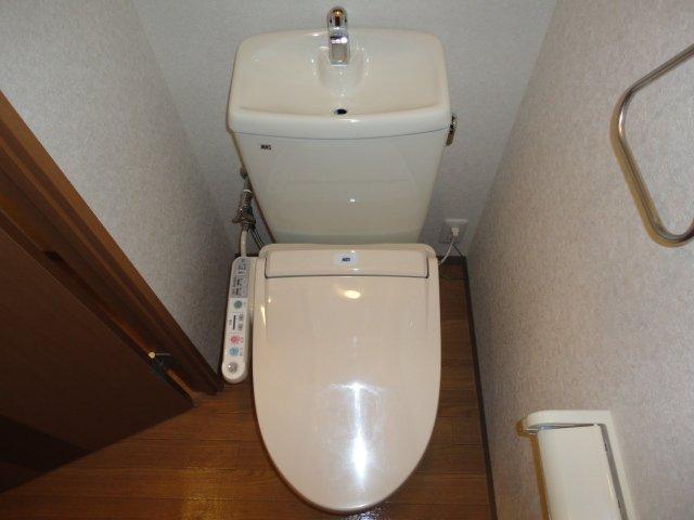 ベル・グラース 00202号室のトイレ