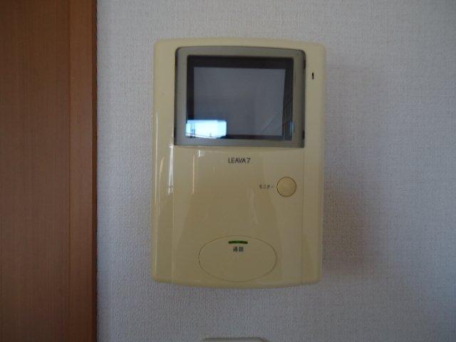ベル・グラース 00202号室のセキュリティ