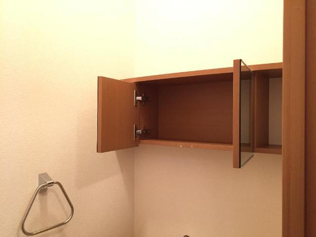 エバーエデンB 00203号室の収納