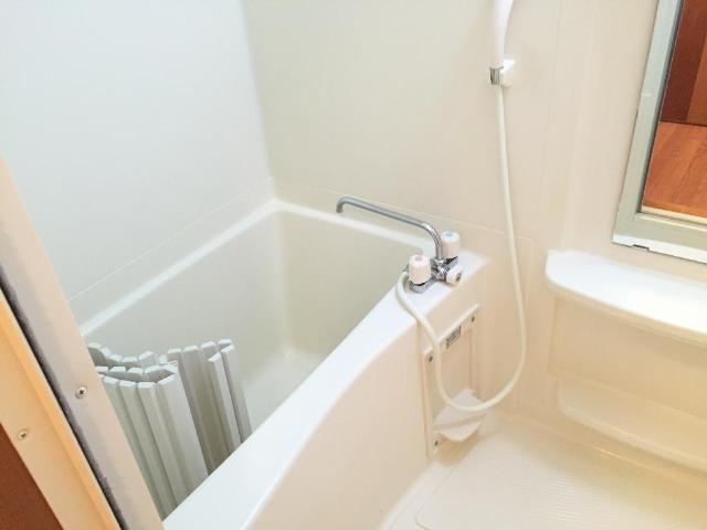 エバーエデンB 00203号室の風呂