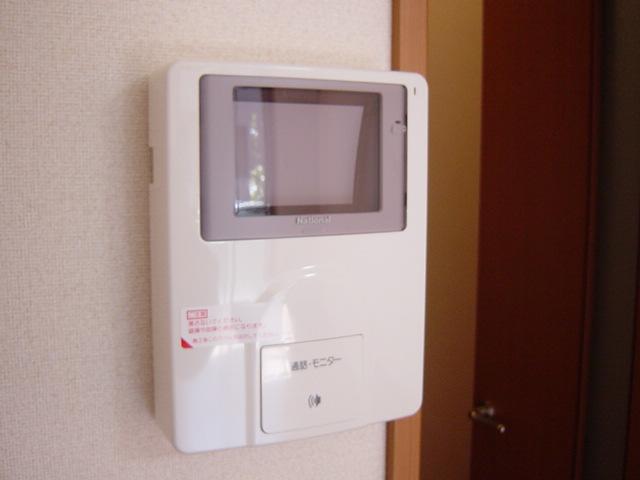 カサ・ベルデⅠ 103号室のセキュリティ