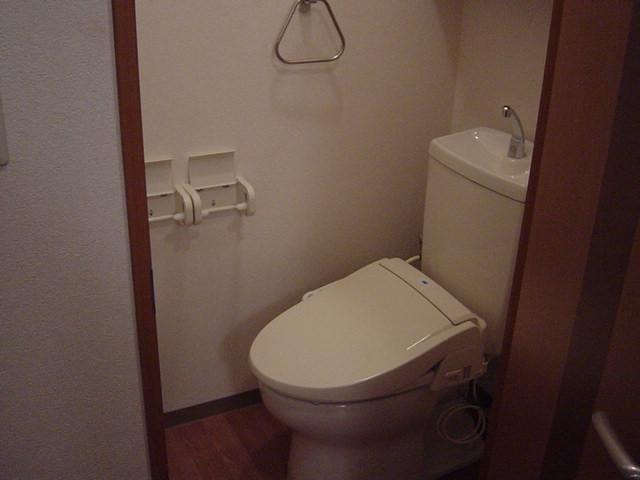 カサ・ベルデⅠ 103号室のトイレ