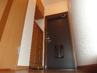 カサ・ベルデⅠ 103号室の玄関