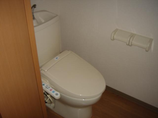 グランチェスタB 00103号室のトイレ
