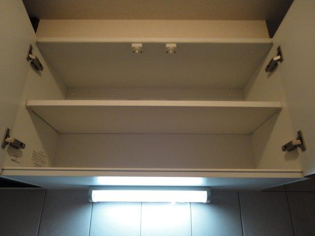 グリルス Ⅰ 203号室の収納
