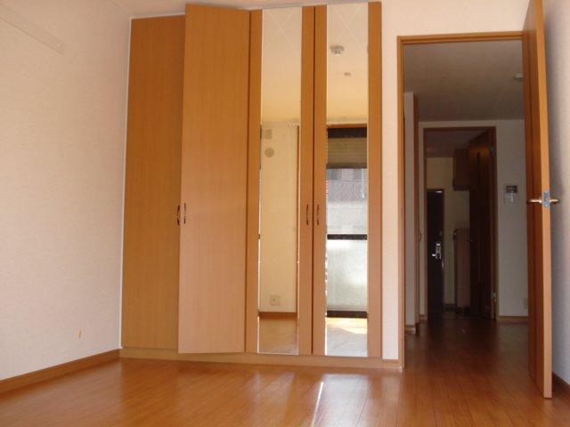 アメニティB 105号室の居室