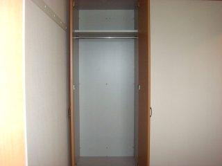 アルカディア 105号室の収納