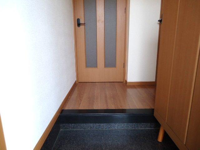 ライブリーコート 201号室の玄関