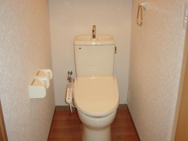 アランチーノ 205号室のトイレ