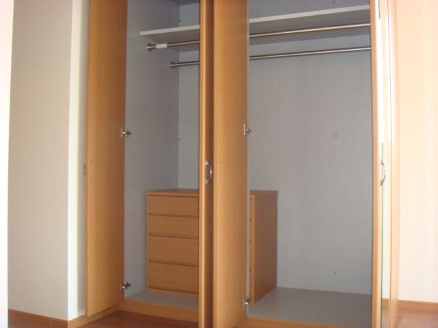 ミルキーウェイ 106号室の収納