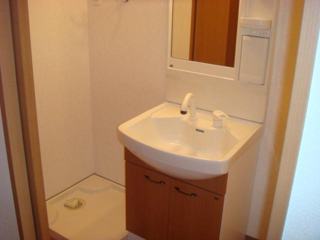 ミルキーウェイ 106号室の洗面所