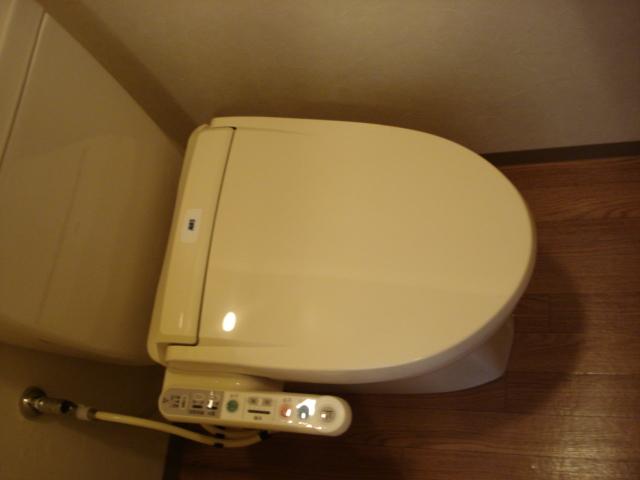 グランシャリオ 00202号室のトイレ