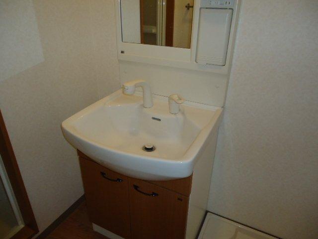 グランシャリオ 00202号室の洗面所
