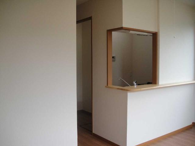 グランシャリオ 00202号室のリビング