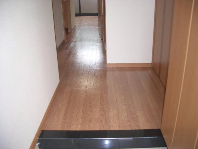 グランシャリオ 00202号室の玄関