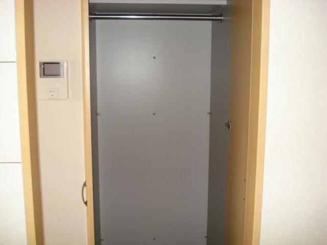 アルト キオーマ 505号室の収納