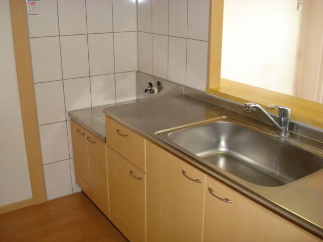 アルト キオーマ 505号室のキッチン