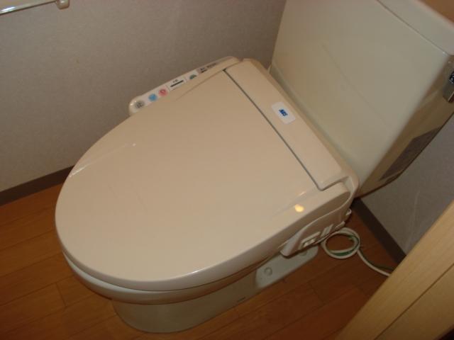 アルト キオーマ 505号室のトイレ