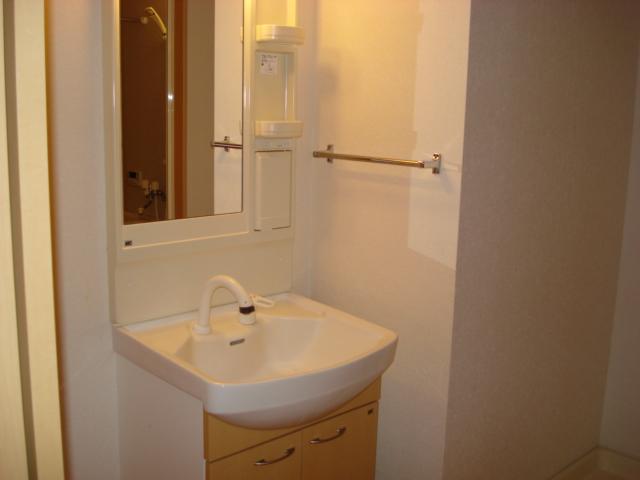 アルト キオーマ 505号室の洗面所