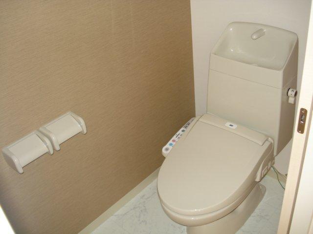 ル・リオン 00202号室のトイレ