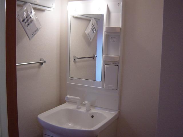 ソレイユ シャトー 302号室の洗面所