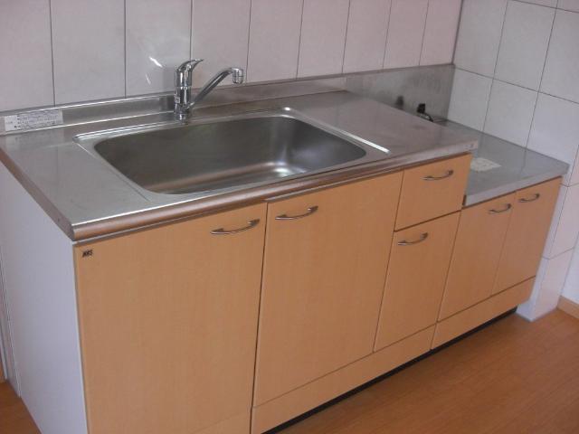 サンパレス 103号室のキッチン