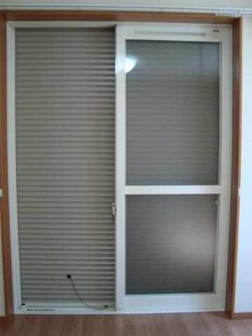 Laurier 207号室の収納