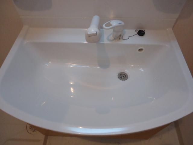 Laurier 207号室の風呂