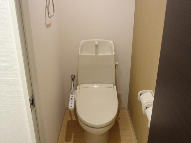 Feliz Reve 101号室のトイレ