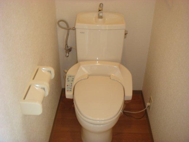 響ガーデンレジデンス 105号室のトイレ