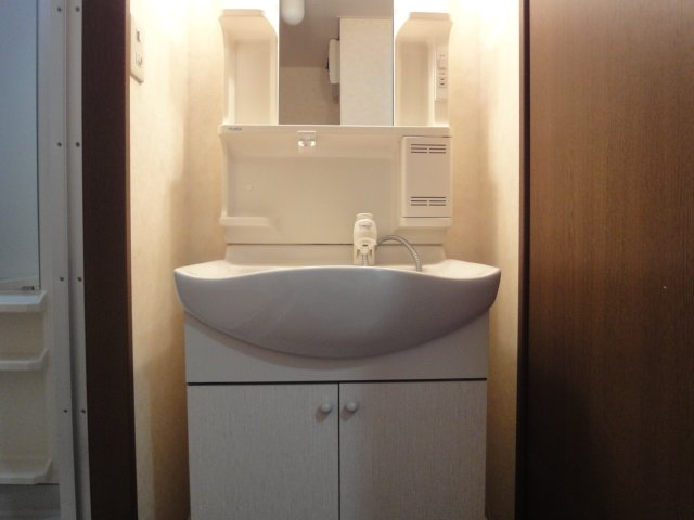 ガーデンコーポANO 00202号室の洗面所