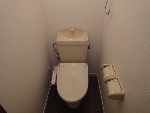 ガーデンコーポANO 00202号室のトイレ