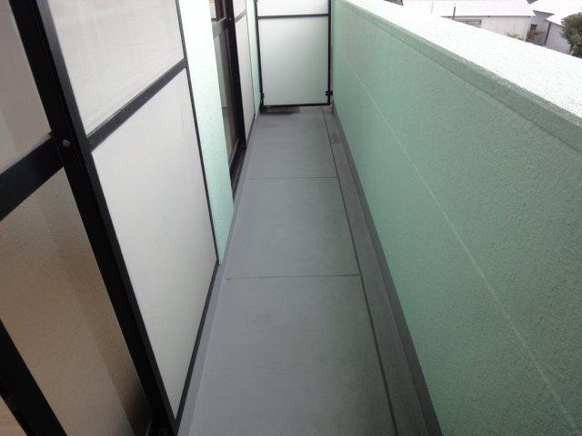 ガーデンコーポANO 00202号室のバルコニー