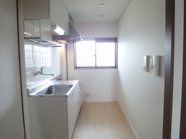 ガーデンコーポANO 00202号室のキッチン