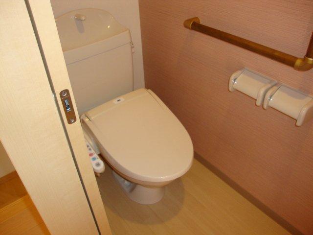 メゾン悠原 202号室のトイレ