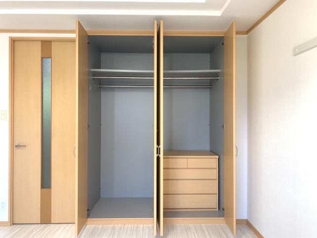 OPUS ONE 302号室の収納