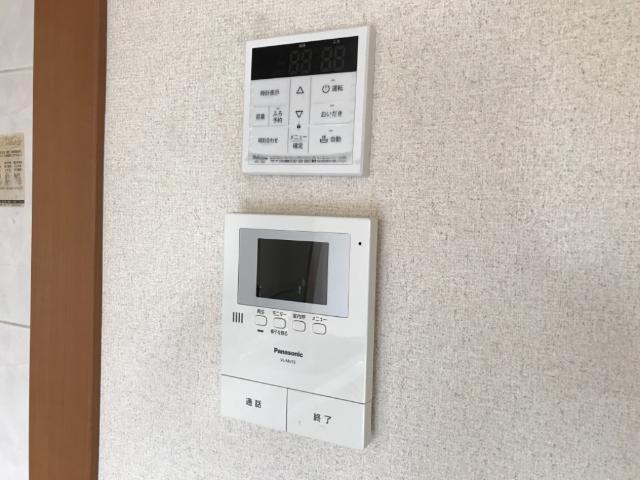 メゾングランディール 203号室のセキュリティ