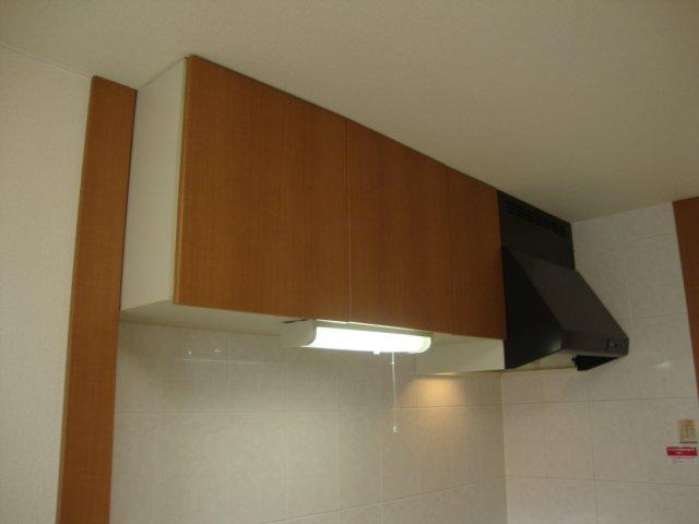 メゾングランディール 203号室のキッチン