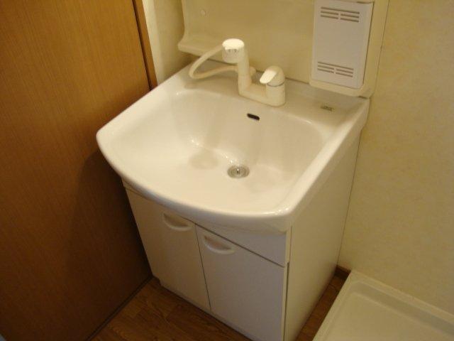 メゾングランディール 203号室の洗面所