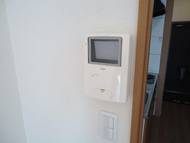 響 00101号室のセキュリティ