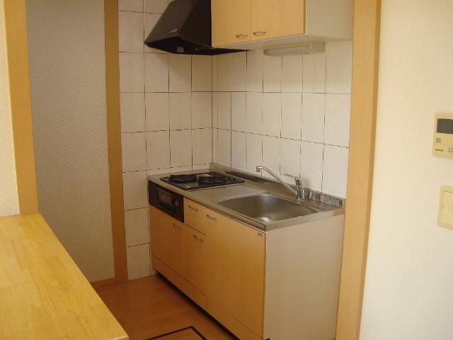 Charmant Coat 106号室のキッチン
