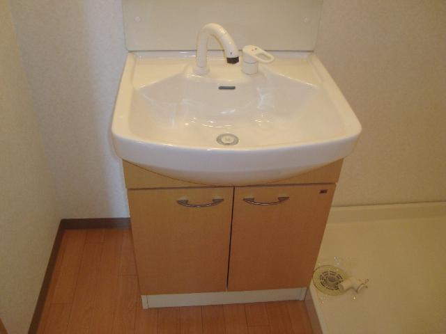 Charmant Coat 106号室の洗面所