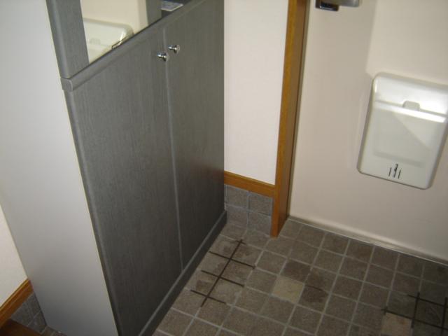 コーポアステル 00201号室の玄関