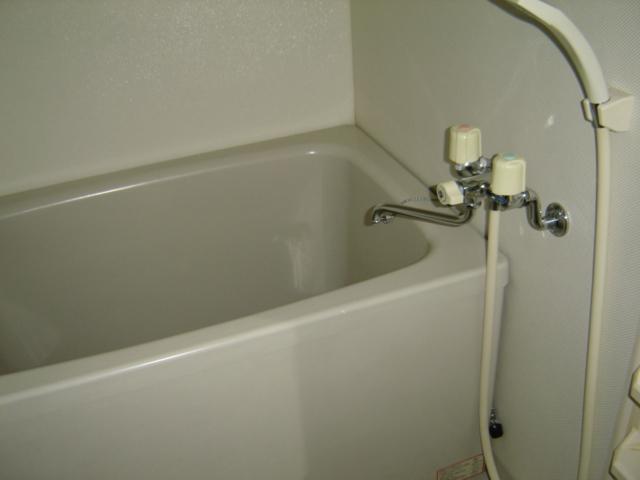 コーポアステル 00201号室の風呂