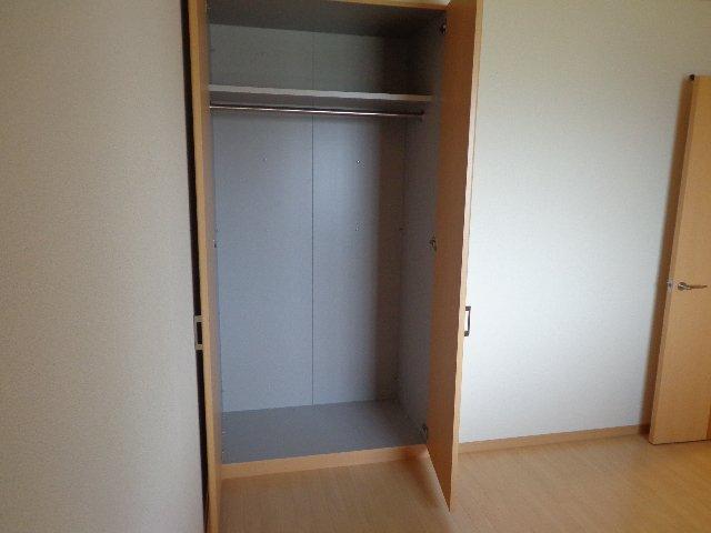 ハレクラニⅠ 201号室の収納