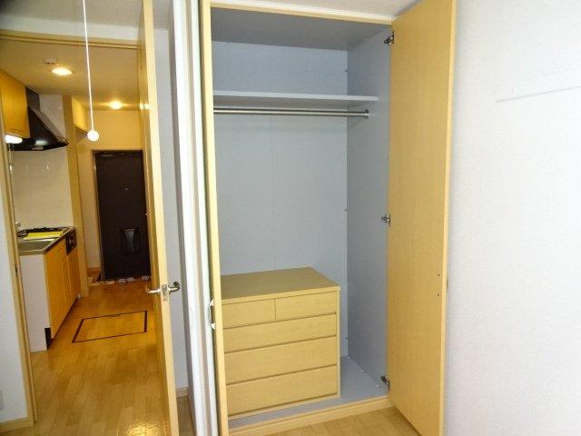 コーポ23 102号室の収納