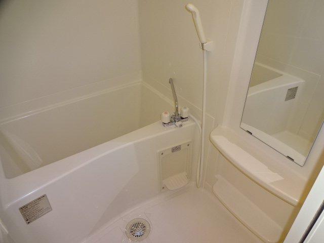 コーポ23 102号室の風呂