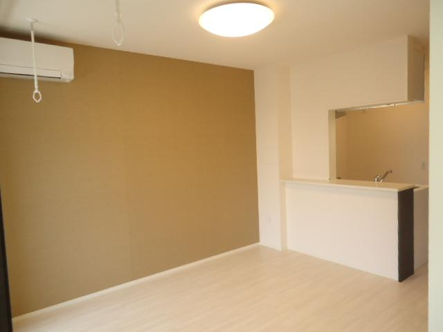 Wi Maison Norier(ウィメゾンノリーエ) 10201号室のリビング