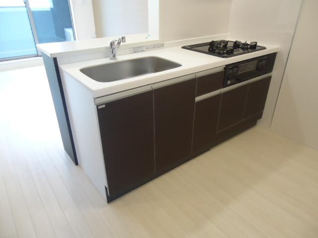 Wi Maison Norier(ウィメゾンノリーエ) 10201号室のキッチン