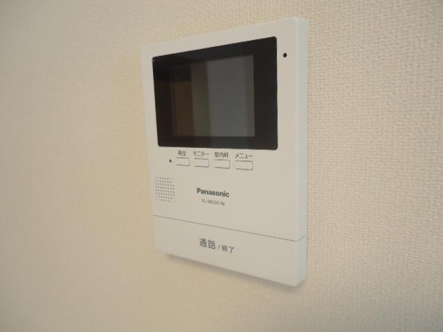 Wi Maison Norier(ウィメゾンノリーエ) 10201号室のセキュリティ